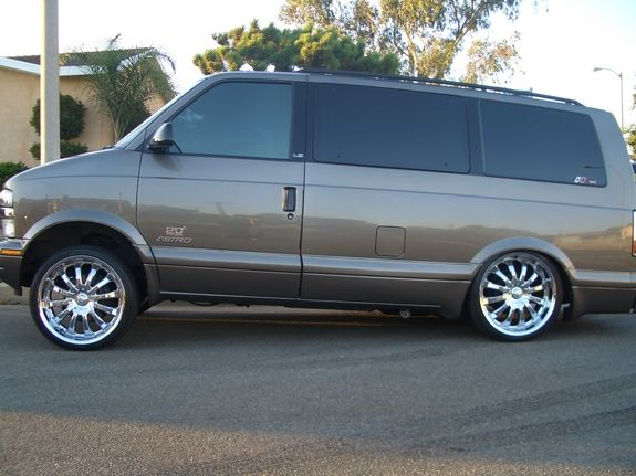 Check out DadsBadAssAstro 1999 Chevrolet Astro in Los Angeles,CA for ride specification, modification info and photos and follow DadsBadAssAstro's 1999 Chevrolet Astro  for updates at CarDomain.