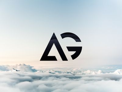 AG - The finished logo More