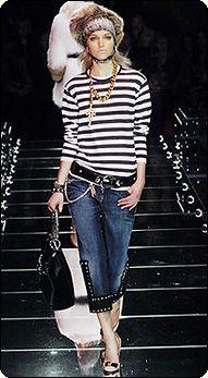 Женский журнал Суперстиль: Пиратский стиль в моде