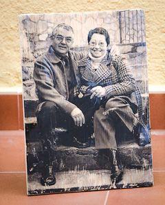 Imprimir fotografías en madera