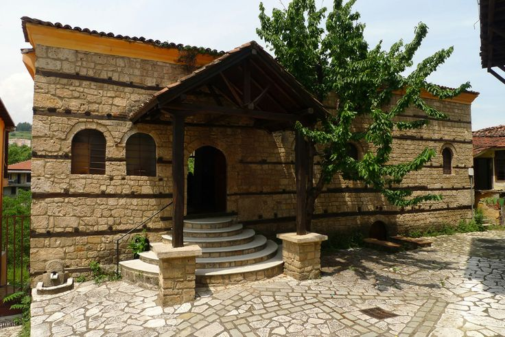 The Synagogue in Veria