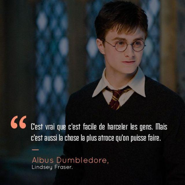 Inspirational Quote: Voici 18 citations qui prouvent que Harry Potter et JK Rowling peuvent vraiment