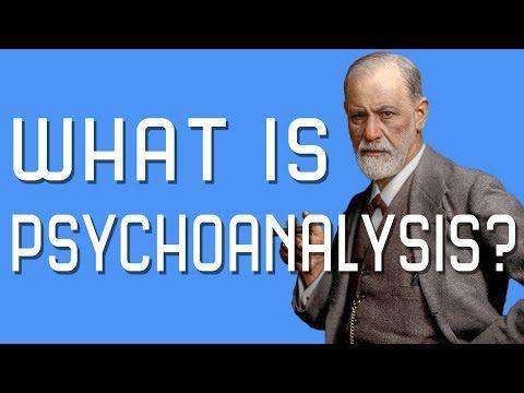 Psychoanalysis: An Introduction - YouTube