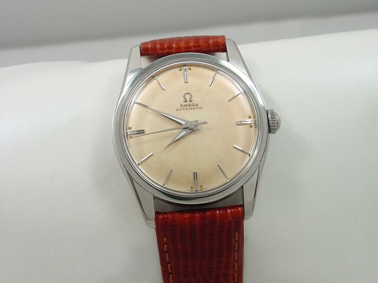 1954 OMEGA AUTOMATIC RARE MEN'S WATCH