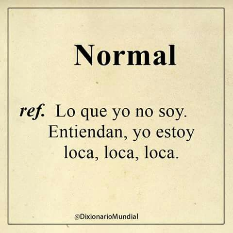 Normal yo porfavor