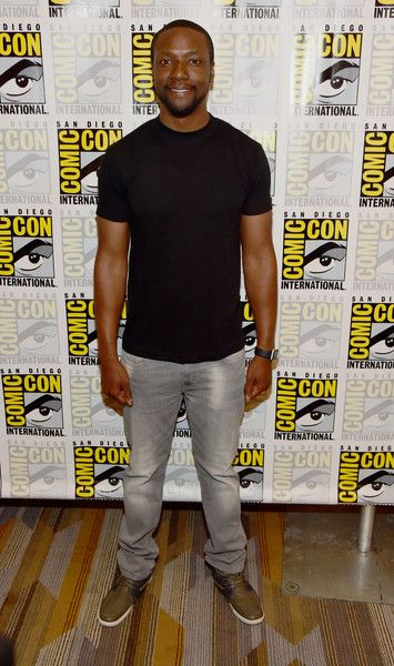 """Actor Rob Brown attends the """"Blindspot"""" Press Line during Comic-Con International 2016 at Hilton Bayfront on July 23, 2016 in San Diego, California."""