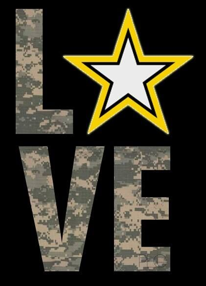 Army Strong Army Love