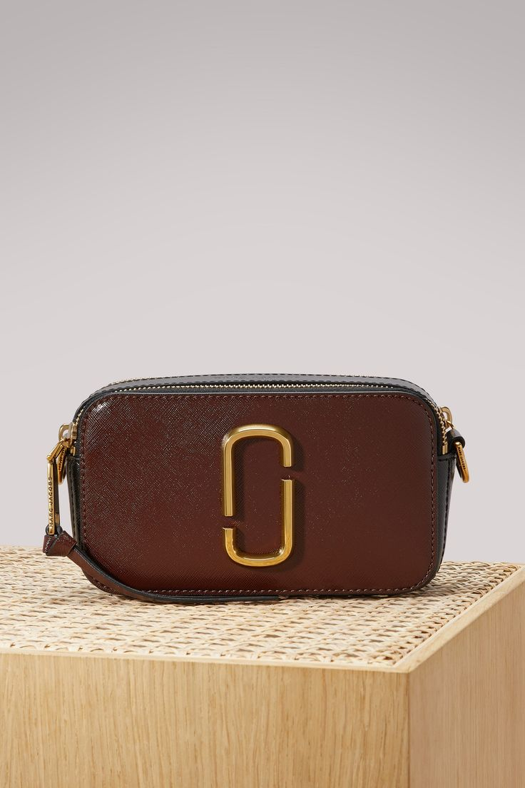 MARC JACOBS SNAPSHOT SMALL CAMERA BAG. #marcjacobs #bags #shoulder bags #clutch #hand bags #