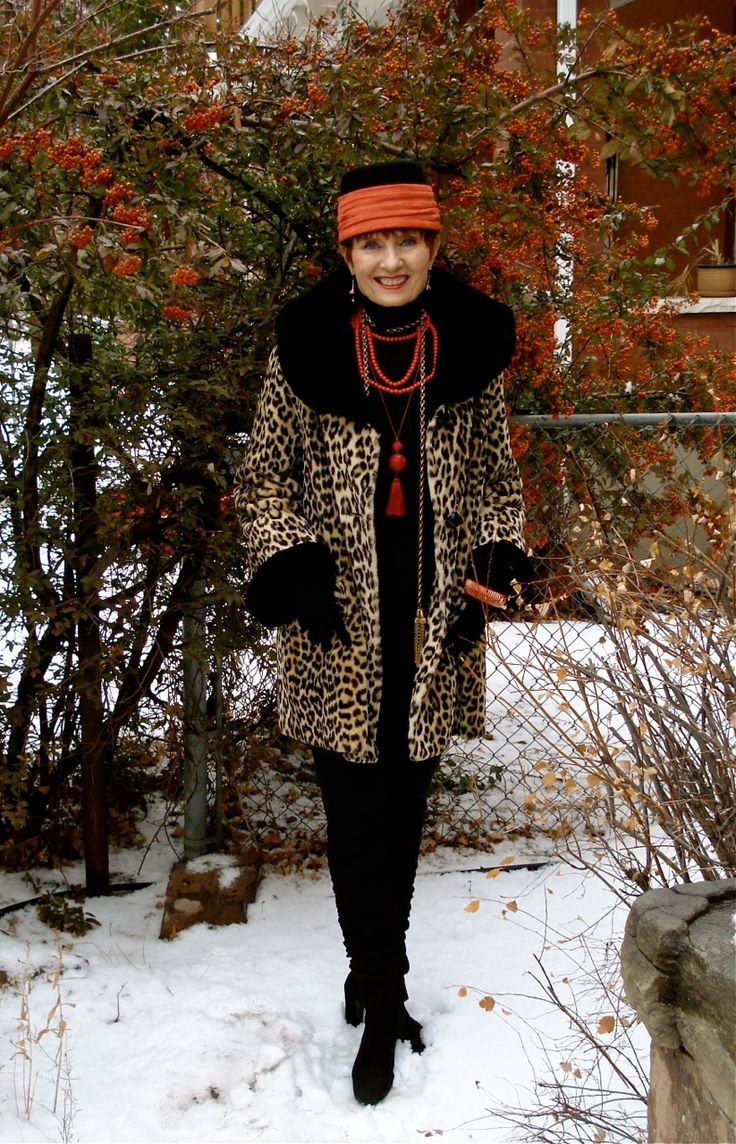 Winter Style Tips From The Style Crone