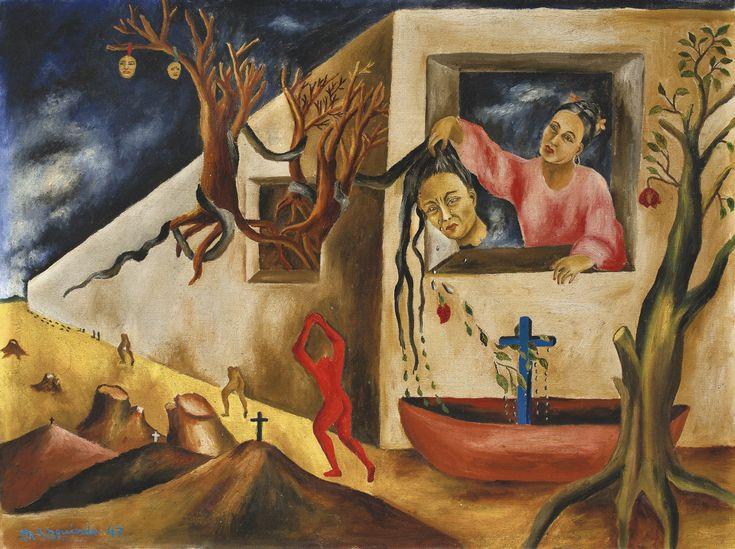 Maria Izquierdo<br>(1902 - 1955) | Lot | Sotheby's
