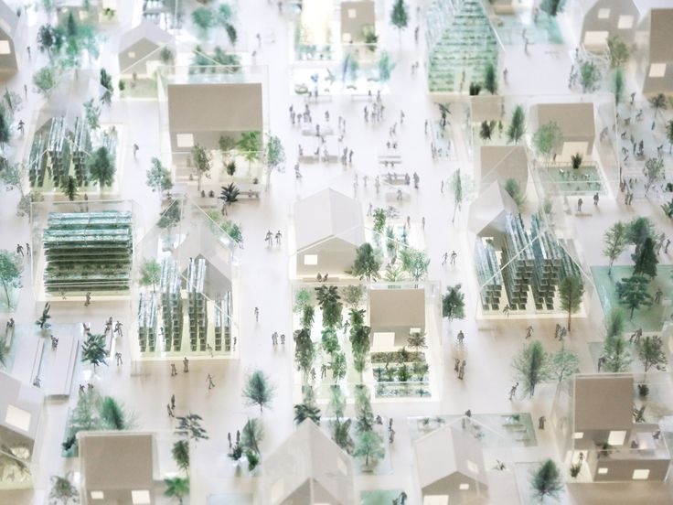 Gallery of Innovative Self-Sustaining Village Model Could Be the Future of Semi-Urban Living - 20