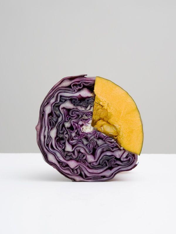 cool!Pies Charts, Art Exhibitions, Raw Colours, Food Recipe, Food Art, Colors Study, Foodart, Colors Food, Raw Colors