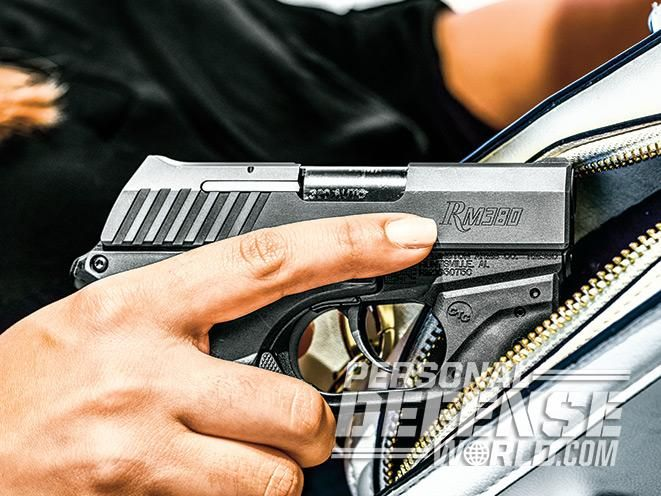 From prototype testing to production, Remington's new pocket .380 and the author are winners!