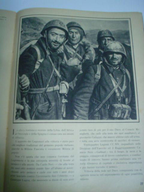 Italian soldiers on Northern Epirus 1940/41