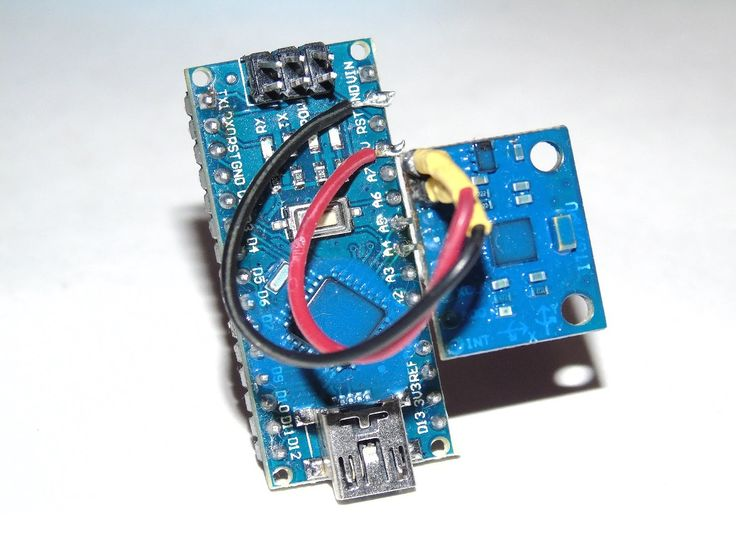 Arduino Nano & Multiwii 2.4 - multi rotor flight control board