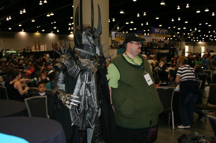 sauron had a huge line, so sorry random guy but you made it on to my list as well :P