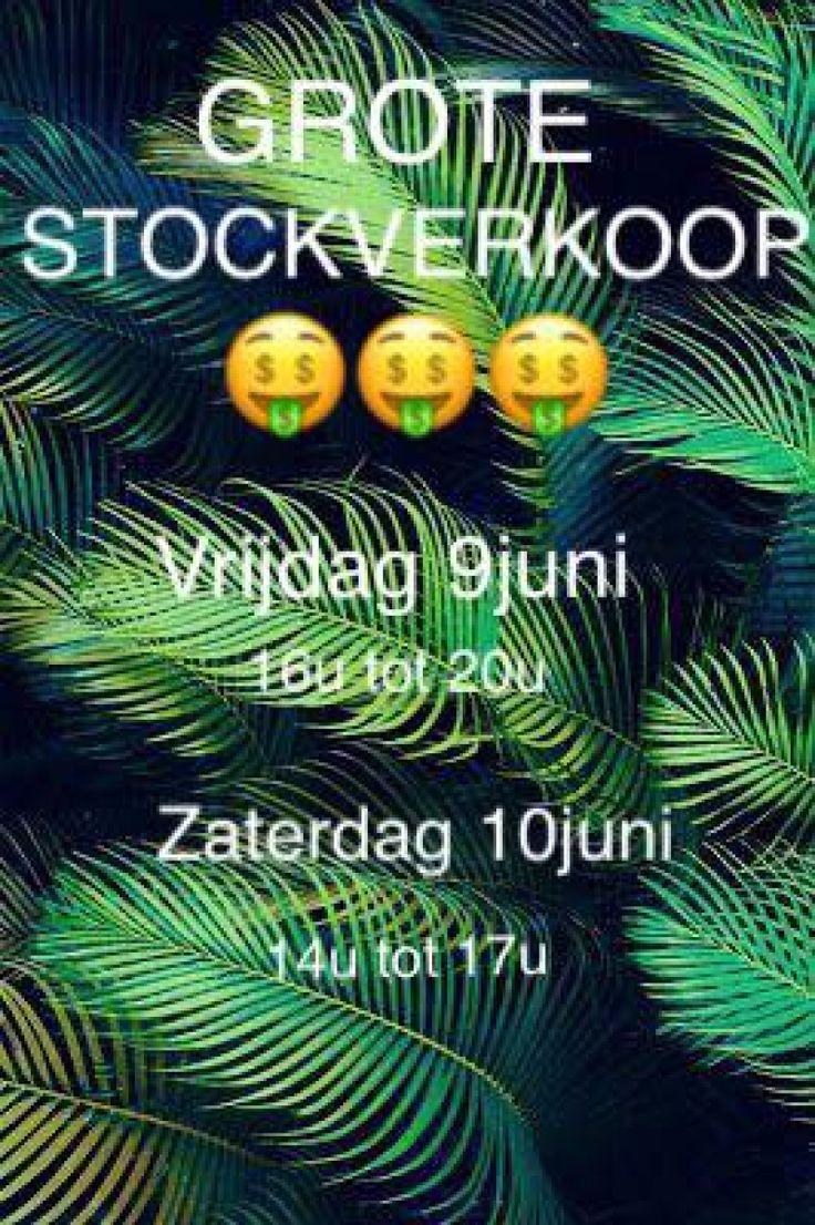 Grote Stockverkoop van accessoires -- Zomergem -- 09/06-10/06