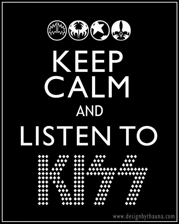 #Kiss #Rock #Band.