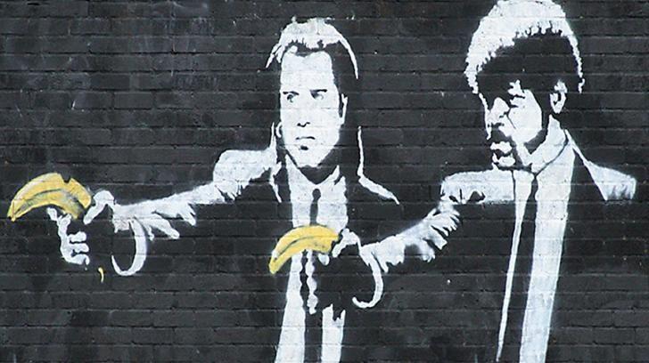 Banksy art - (#50125)