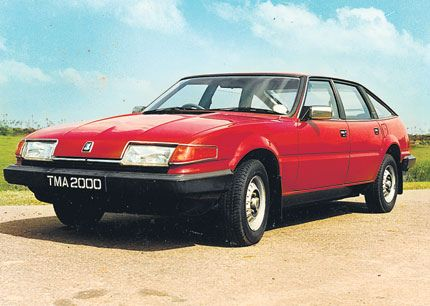 The Standard 2000 is an Indian brand of automobile which was produced by Standard Motor Products in Madras from 1985 to 1988.