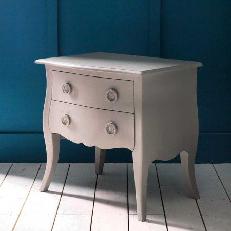 Edith Wooden Bedside Table