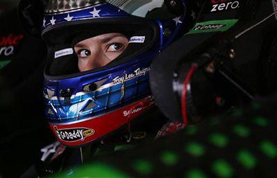 Danica Patrick Talks About Daytona