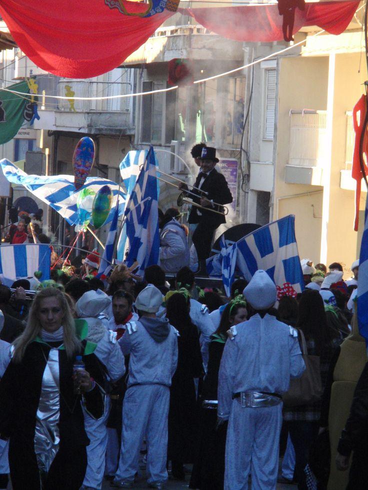 παρέλαση καρναβαλίου καστοριάς ραγκουτσάρια