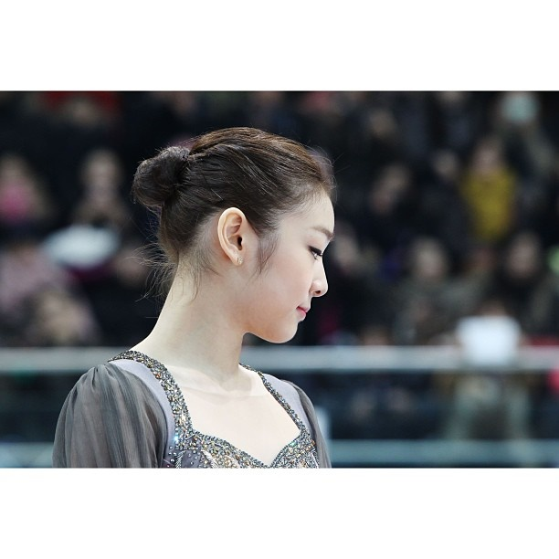 .@iLoveQYN | #김연아 #yunakim | Webstagram - the best Instagram viewer