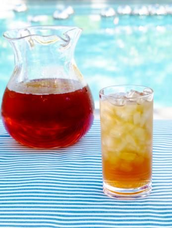 Sweet Minted TeaFood Network, Teas Recipe, Sweets Mint, Mint Teas, Sweets Teas, Sunny Anderson, Tea Recipes, Drinks, Ice Teas