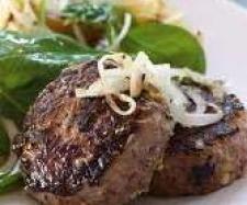 Beef Rissoles