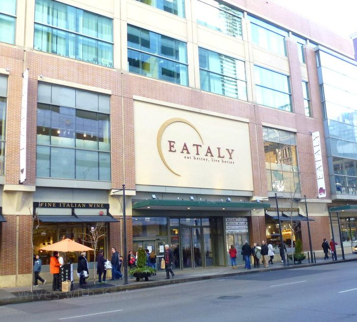 Eataly made big news when it opened in downtown Chicago on December 2, 2013, and since I was planning to spend the Christmas holiday with my Chicago daughter and family I was particularly interested in all the publicity about it. Before I even had the chance to ask them to take me there they asked [Read More]