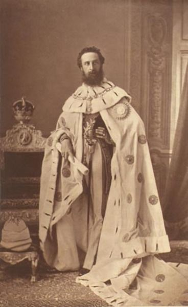 Lord Lytton. His Excellency Lord Lytton, Viceroy And Governor General of India…