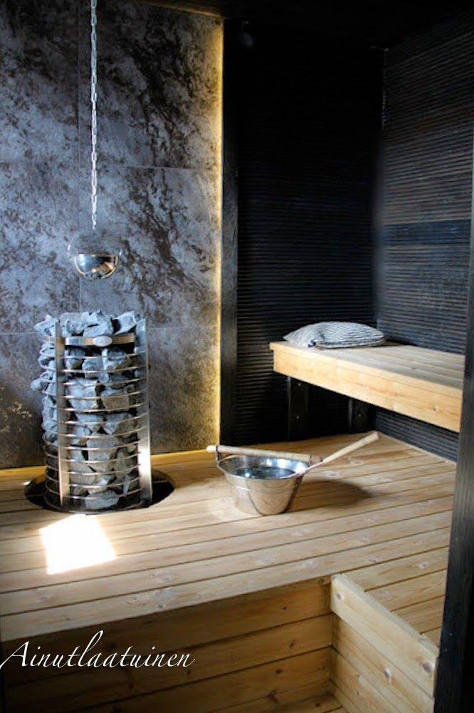 Ainutlaatuinen ~ sauna