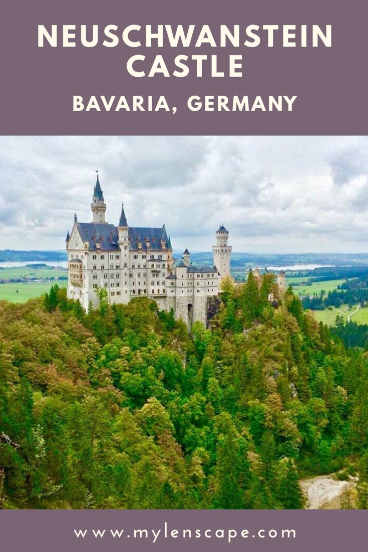 Things to know before visiting Neuschwanstein Castle!