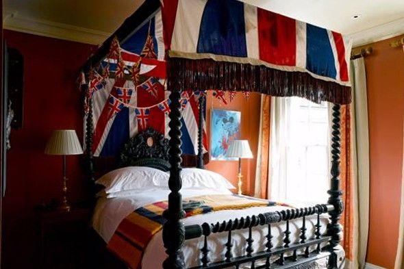 1000 images about union jack flag on pinterest design for Union jack bedroom ideas