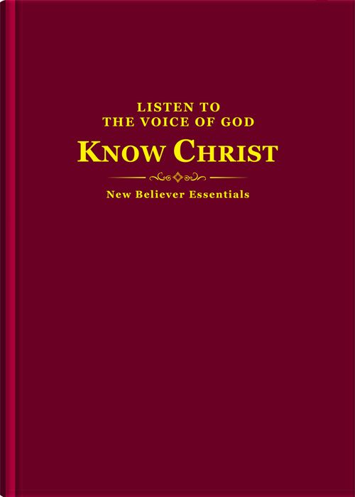 Listen to the Voice of God  Know Christ