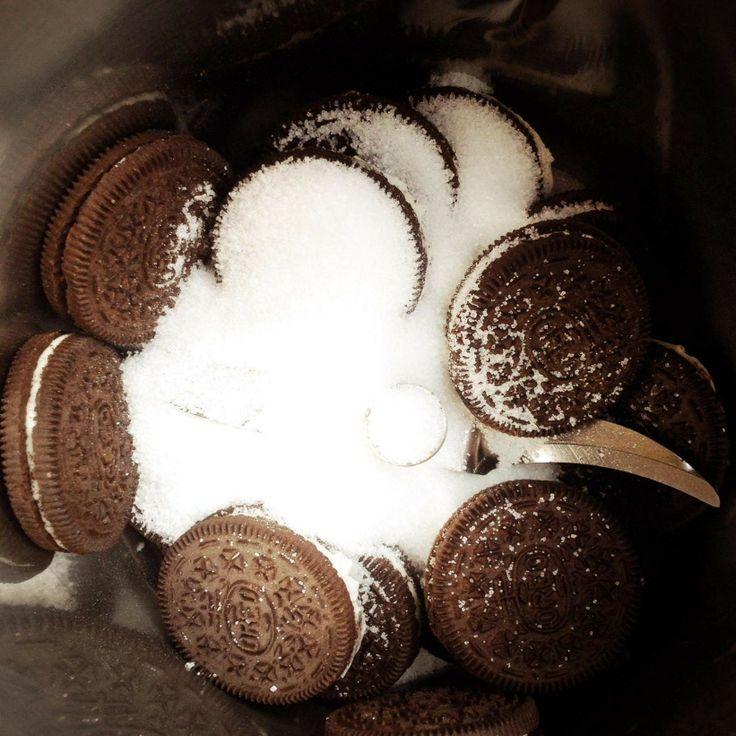 Oreo-Kinderschokolade-Aufstrich | Thermomix Rezeptwelt