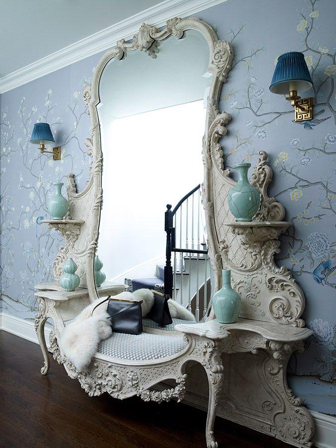 de Gournay: Nuestras colecciones - Papeles de pared y tejidos de seda - Colección Chinoiserie |