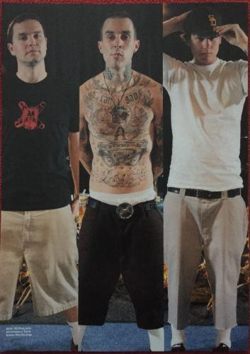 #Blink 182 - a4 #poster -original & rare #-free p&p,  View more on the LINK: http://www.zeppy.io/product/gb/2/232066482701/