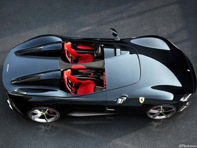 Ferrari Models Will Be Hybrid Come 2019 With Images Super Cars