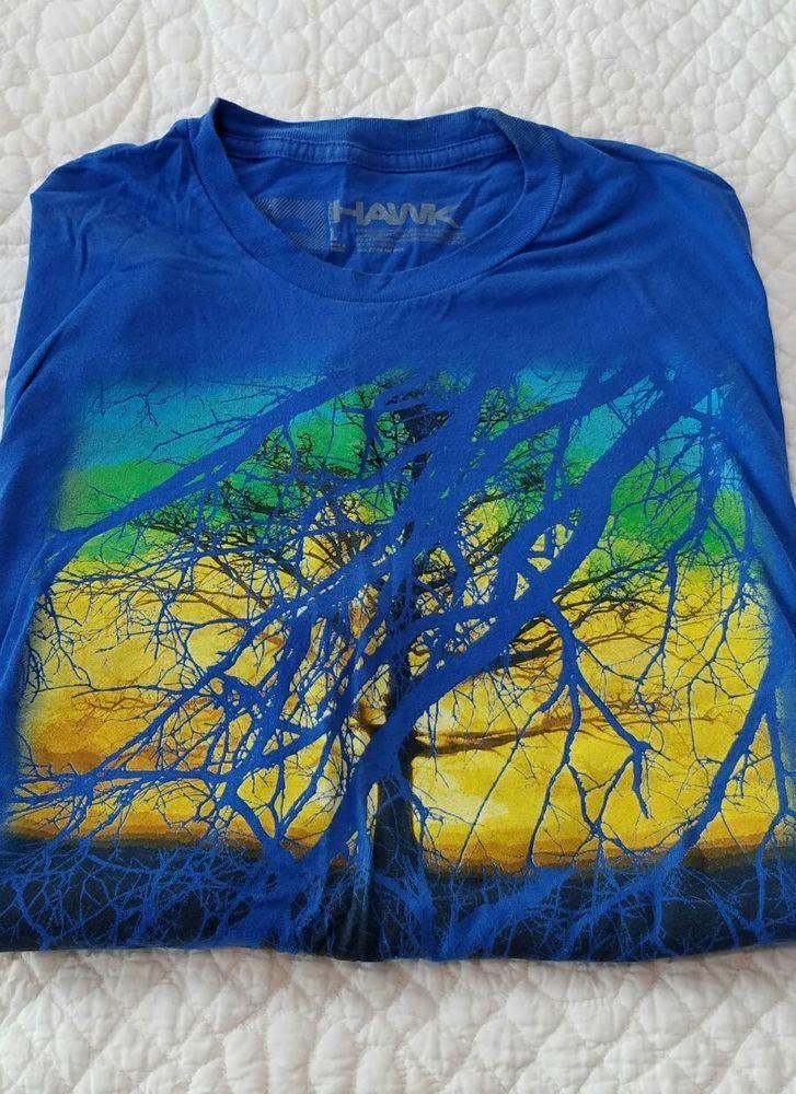 Tony Hawk Mens T-shirt Cobalt Blue Graphic Lightening Tree Large EUC  | Clothing, Shoes & Accessories, Men's Clothing, T-Shirts | eBay!