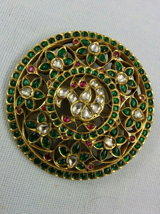 South Indian style pendent
