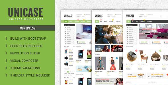 Unicase v1.2.7 - Electronics Store WooCommerce Theme