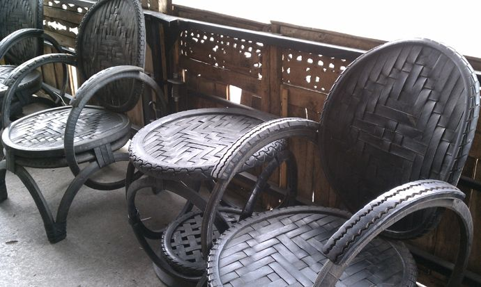 70 best images about tire furniture on pinterest chairs for Tyre furniture