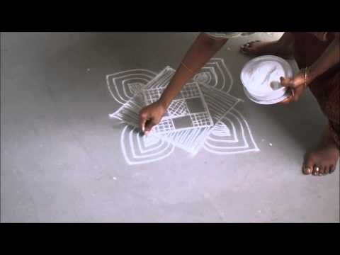 Padi Kolam j 4 - YouTube