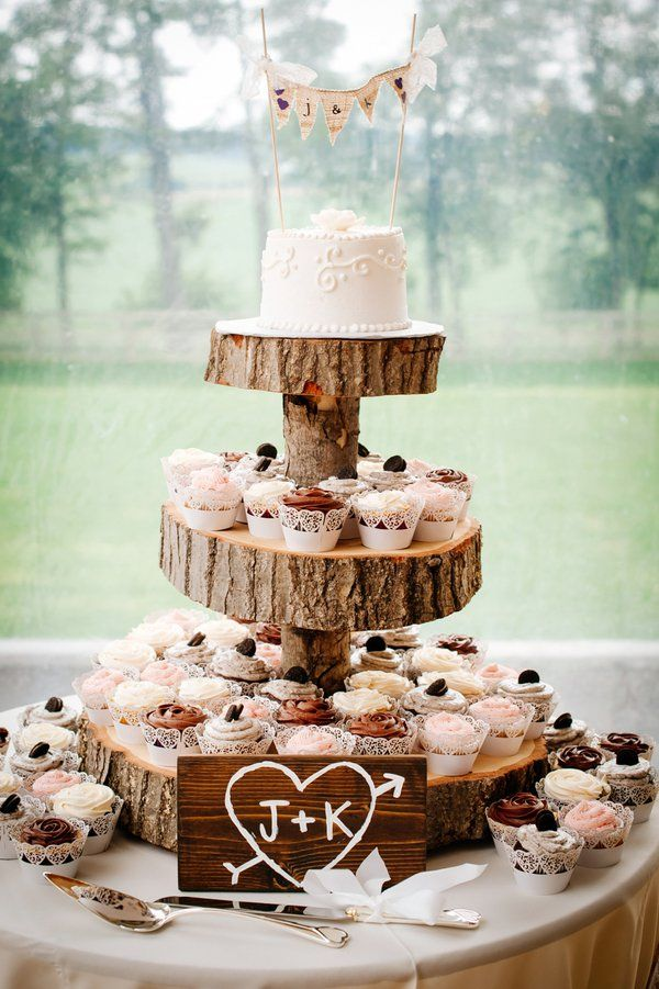 Wedding Cake - Cupcakes - Alternativo - Practico                                                                                                                                                                                 More