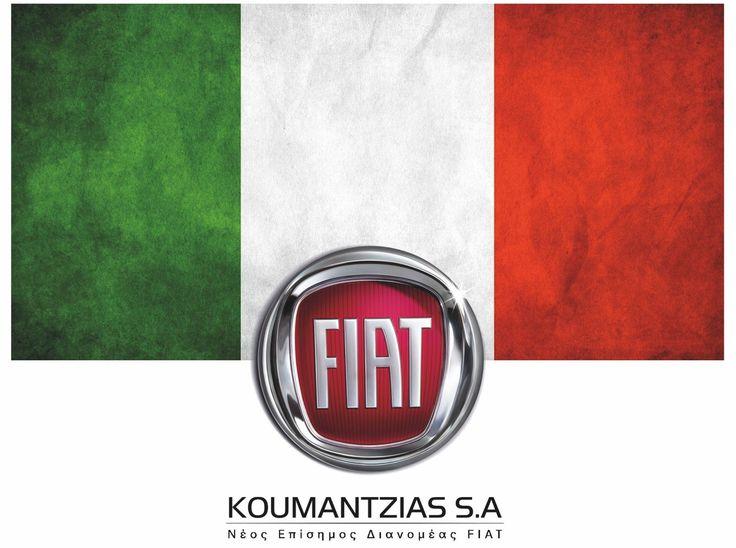 Στις 17 μαθαίνουμε ιταλικά! Νέος Επίσημος Διανομέας FIAT στη Θεσσαλονίκη Κουμαντζιάς Α.Ε.  FIAT - FIAT Professional - Συνεργείο FIAT & Alfa Romeo - Ανταλλακτικά & Αξεσουάρ Fiat & Alfa Romeo