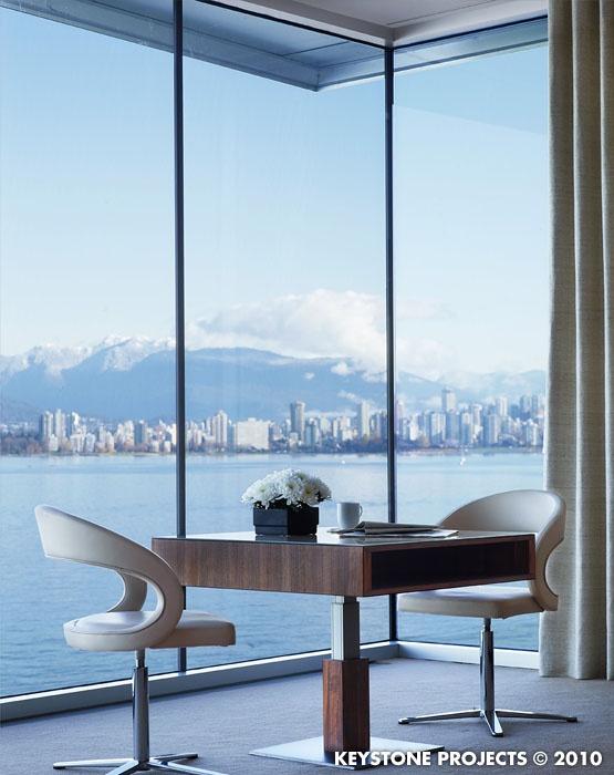 Keystone Projects LTD.| Residence 16 Point Grey Vancouver Luxurious Westcoast Custom Build House