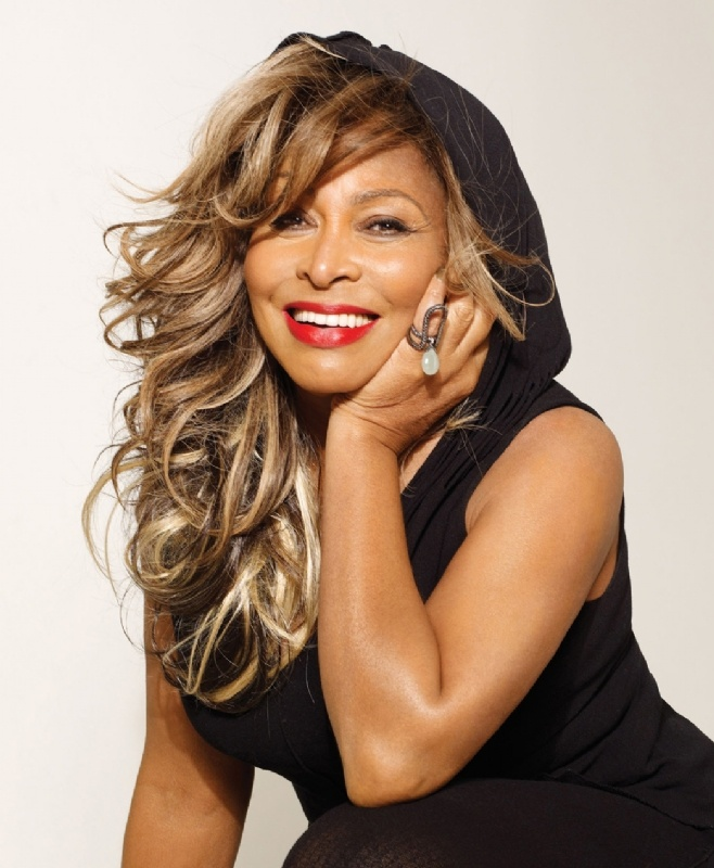 Tina Turner.....Absolutely enough said!!!