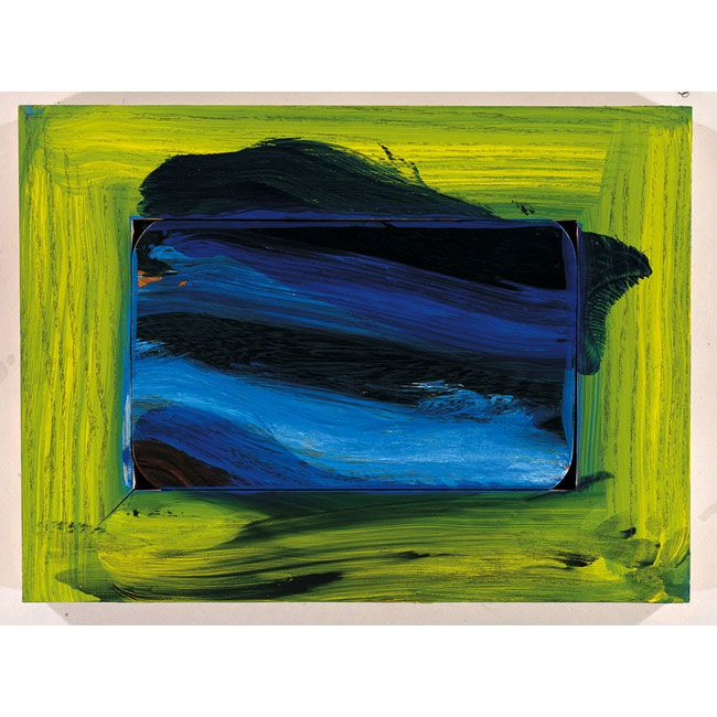 Fisherman's Cove by Howard Hodgkin Look to artworks for inspiration on for your wedding day